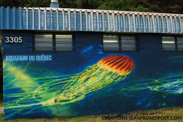artiste pentre montreal, murale montreal, airbrush montreal