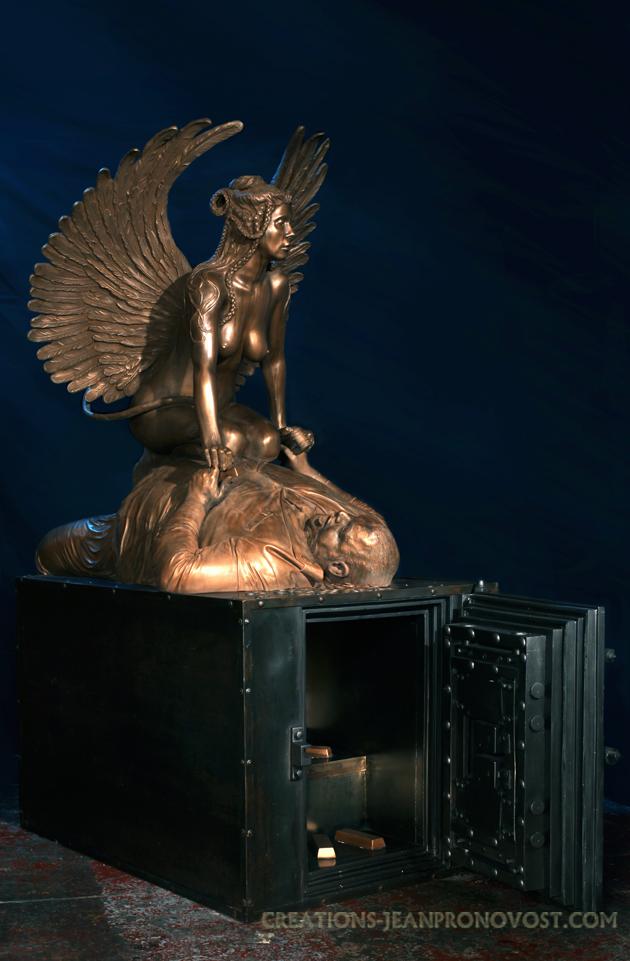 Sculpture - Les Créations Jean Pronovost