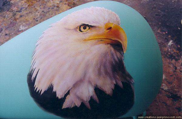 Eagle airbrush
