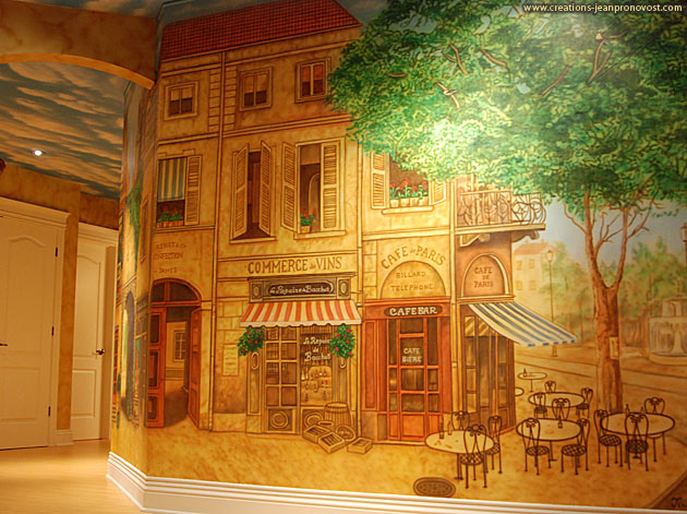 Murale décorative intérieur