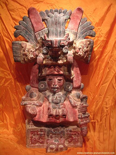 Statue décorative Zapotèque