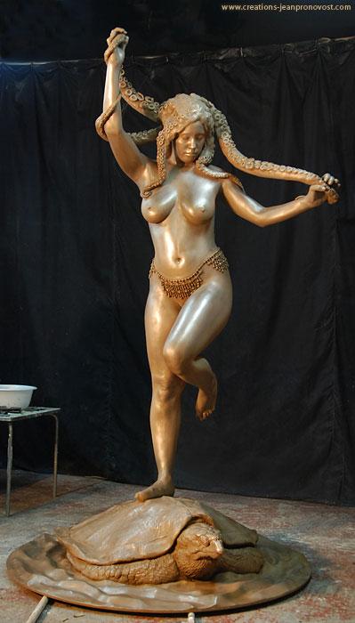 Sculpture Montréal