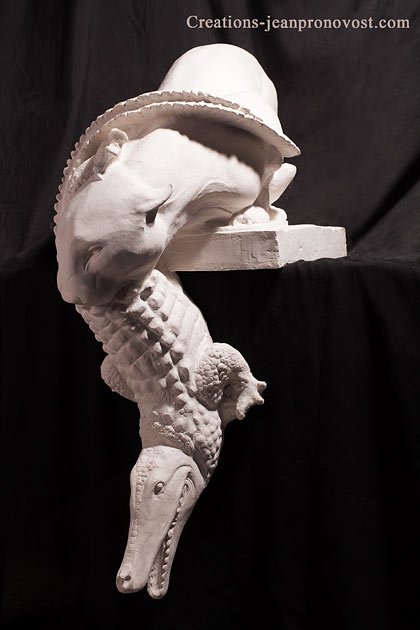 Sculpture antique Montréal