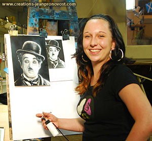 Airbrush lesson, airbrush school, airbrush classes