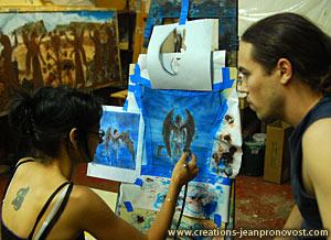 Airbrush classes Montreal