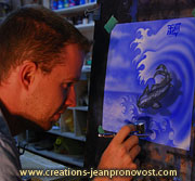 Airbrush classes Montreal