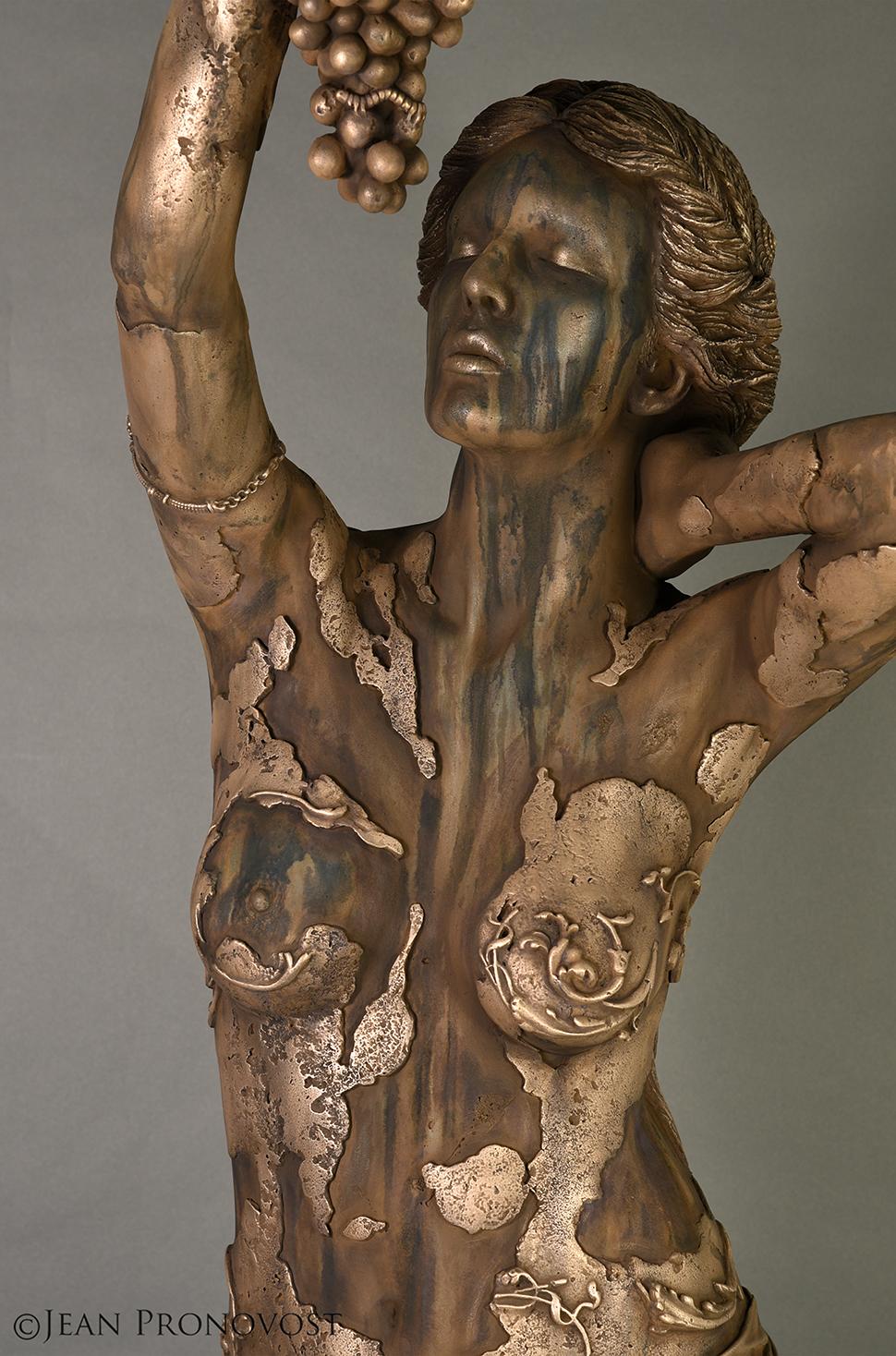 sculpteur quebecois
