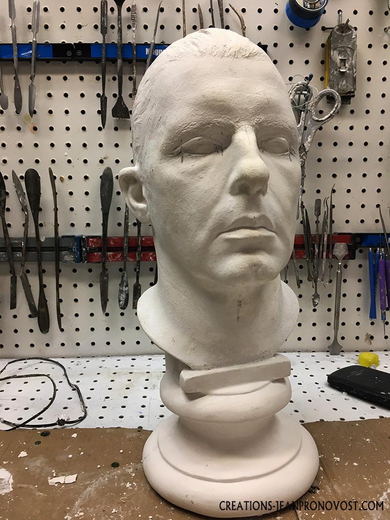 sculpteur montreal