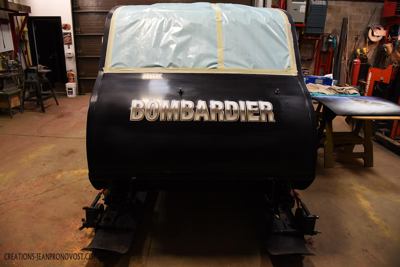 bombardier airbrush