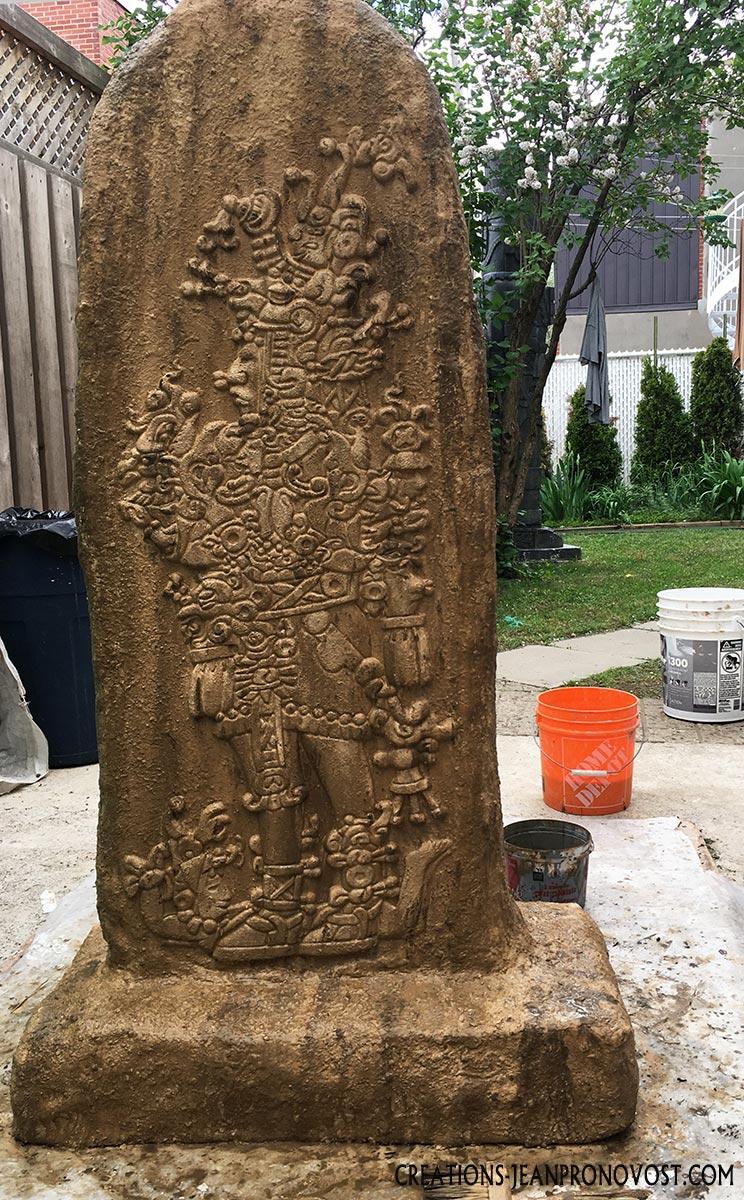 maya art reproduction